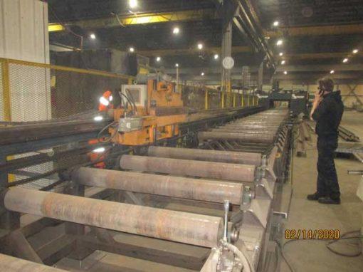 Ficep CNC Beam Line-Model 1203DBJ