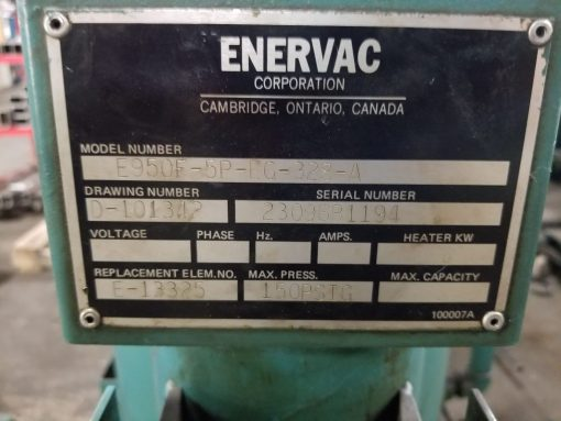 Enervac-Desiccant Air dryer