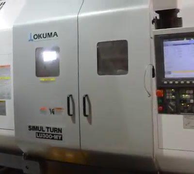 OKUMA SIMULTURN -LU-300MY