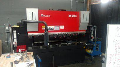 AMADA - HS 8025 (10972)