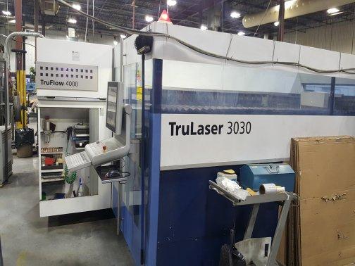 TRUMPF-TRULASER 3030 (11375)