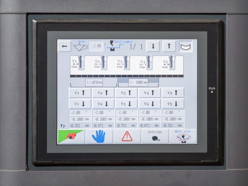 COASTONE (CNC) (CONE) - 4000 (SERVO RAM DRIVE)