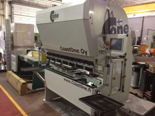COASTONE (CNC) (CONE) - 1600 (SERVO-DRIVE RAM)