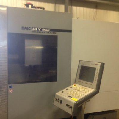 Deckel Maho - DMC 64V Linear