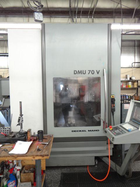 DECKEL MAHO - DMG-DMU70V