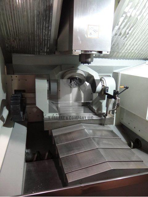 Deckel maho dmg dmc64v clue machines used cnc for Dmg deckel maho