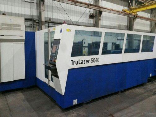 TRUMPF-TRULASER 5040