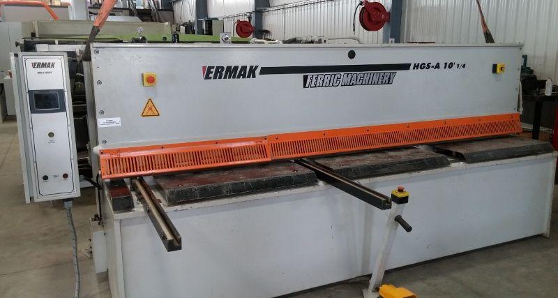 FERRIC-ERMAK - HGS-A 3100x6 Used