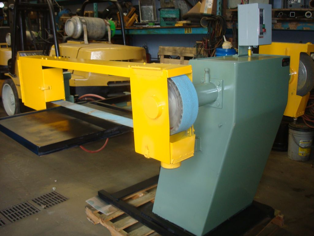 G&P Deburring Machine - S6388F