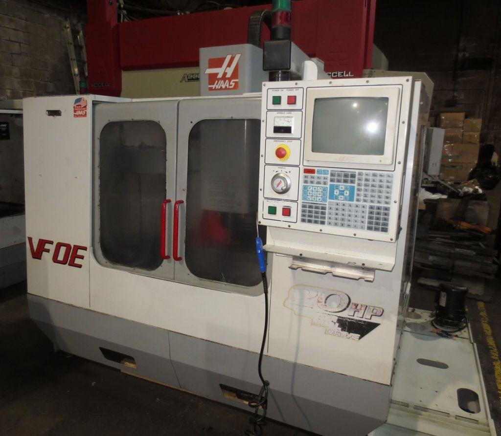 haas-vf-oe-1 JPG | Clue Machines | Used CNC Machines | Metal