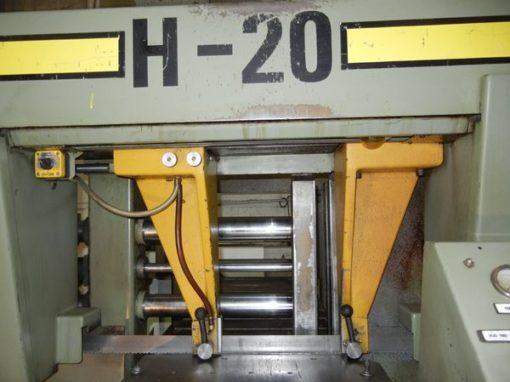 HYD-MECH - H20A