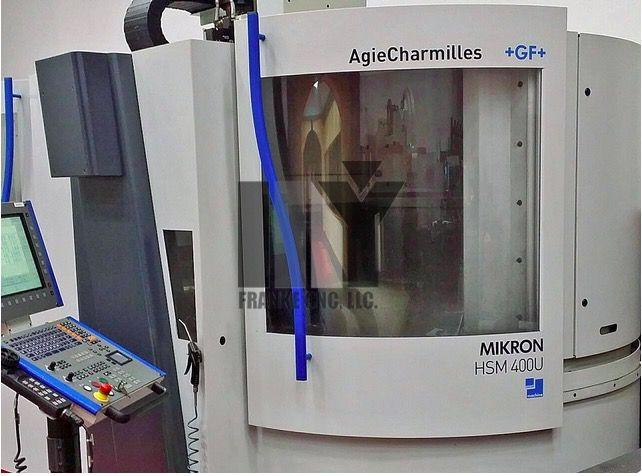 MIKRON - GFMS-HSM400U