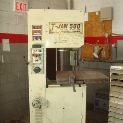 T-Jaw 500 Vertical Band Saw - 500