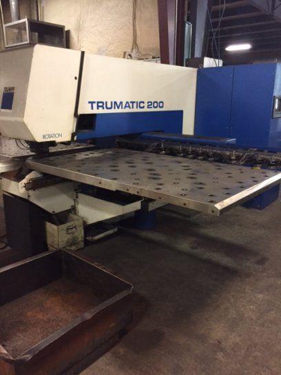 TRUMPF - TC200R (10420)