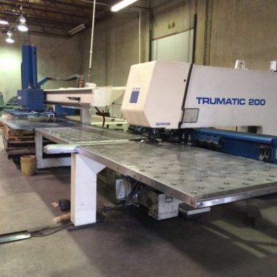 TRUMPF - TC200R BOSCH CNC