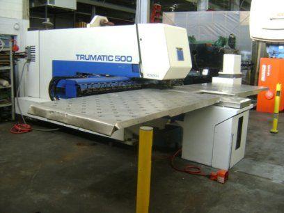 TRUMPF - TC500R (STK #10349)