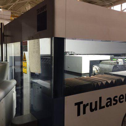 TRUMPF - TRULASER 3030 (STK 10431)