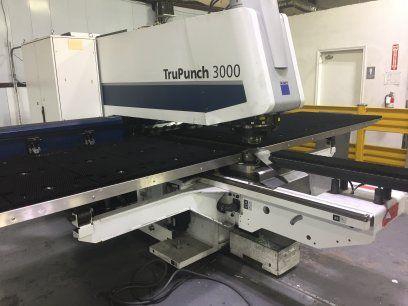 TRUMPF - TRUPUNCH 3000 (10963)